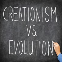 Creationism vs. Evolution